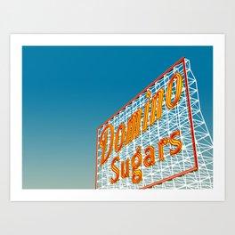 Sugar 3c Art Print