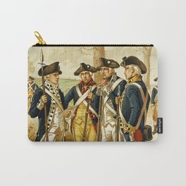 Infantry: Continental Army 1779-1783 by H.A. Ogden (1879) Carry-All Pouch