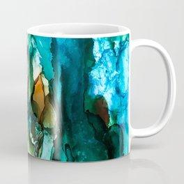Stalactites, stalagmites...May I have my wish tonight? Coffee Mug