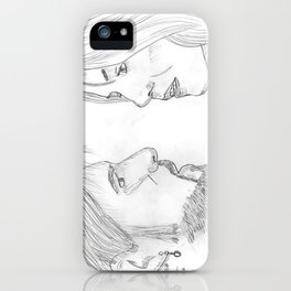 Captain Swan iPhone Case