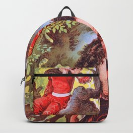 Carl Offterdinger - The Valiant Little Tailor - Digital Remastered Edition Backpack