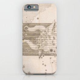 Johann Bayer - Uranometria / Measuring the Heavens (1661) - 21 Taurus iPhone Case