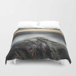I´m a collider Duvet Cover