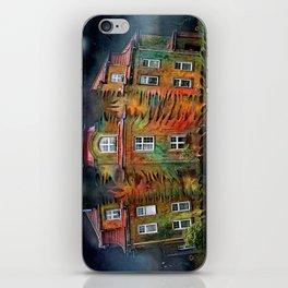 Das lebende Haus  iPhone Skin