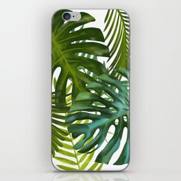 Palm and Monstra iPhone Skin