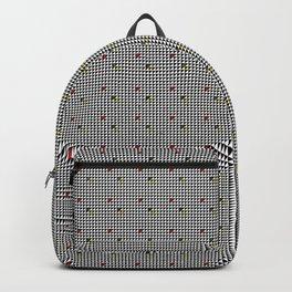 Little Black Triangles Backpack
