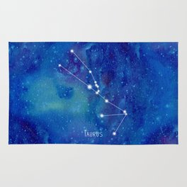 Constellation Taurus Rug
