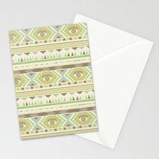 Aztec Eye Stationery Cards