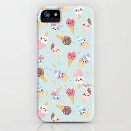 Cute Gelato iPhone Case