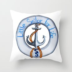 SS Throw Pillow