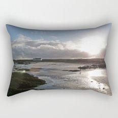Connemara Coast #4 Rectangular Pillow