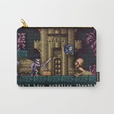 Remember Your Mantra Carry-All Pouch