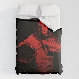 Cosmonaut Vlad Comforters