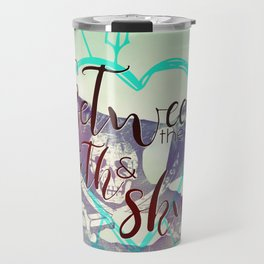 In Between artwork Travel Mug