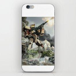 Astray Shooting iPhone Skin