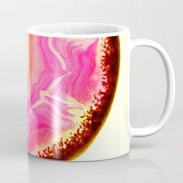 Pink Agate Coffee Mug