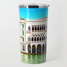 Ca' D'Oro Palace - Venice, Italy Travel Mug
