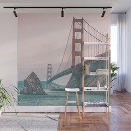 The Golden Gate Wall Mural