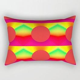 TOKYO LANTERNS Rectangular Pillow