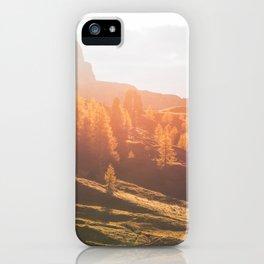 Dolomites 22 - Italy iPhone Case