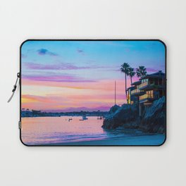 Cliff House On The Lower Bay Laptop Sleeve