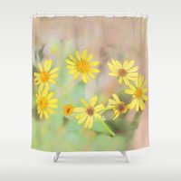 the thing Shower Curtains featuring Sweet thing by anipani