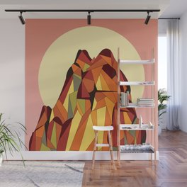 TOUCHING THE VOID Wall Mural