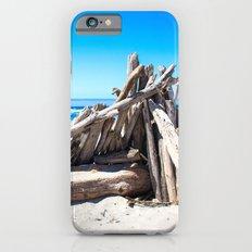 Drift wood Fort Slim Case iPhone 6s