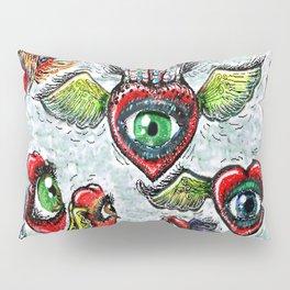 Queen of Hearts Pillow Sham