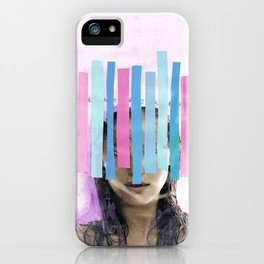 Trapped In My Thoughts iPhone Case