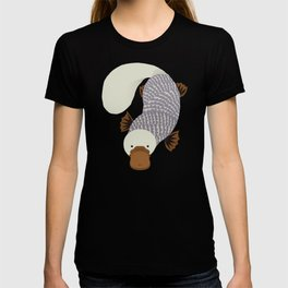 Whimsical Platypus T-shirt