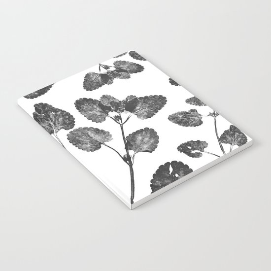 Dead Leaves Notebook