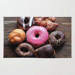 Mmmm Donuts Rug