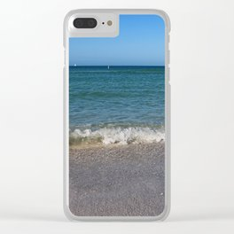 A Siesta on Siesta Clear iPhone Case