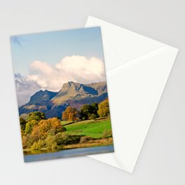 The Langdale Pikes Stationery Cards