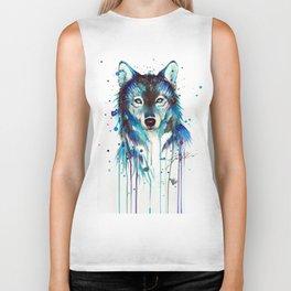 -Dark Wolf- Biker Tank
