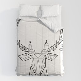 Goin' Stag Comforters