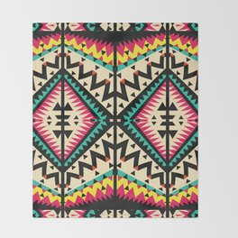 Tribal Throw Blanket