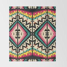 Tribal Throw Blanket