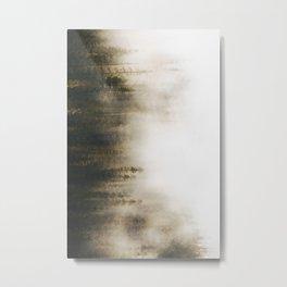 Knocking Me Sideways 1 Metal Print
