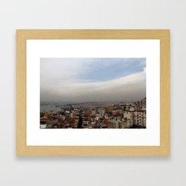 Beyoglu Framed Art Print