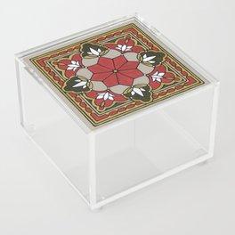 Arabesque Tile n°3 Acrylic Box