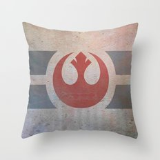 Rebellion Throw Pillow