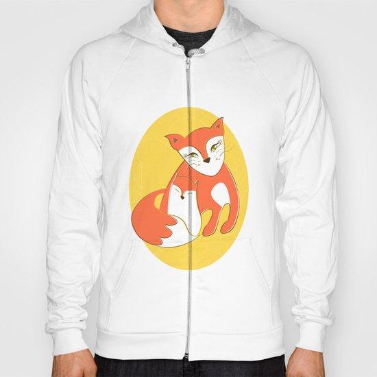 Fox Family Hoody