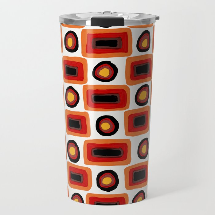 1970s africolor Travel Mug