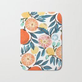 Fruit Shower Bath Mat