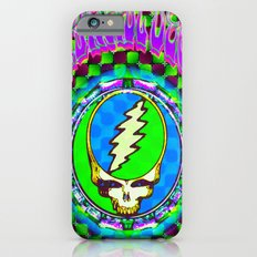 Grateful Dead #9 Optical Illusion Psychedelic Design iPhone 6s Slim Case