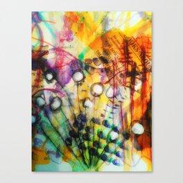 Look Around Canvas Print