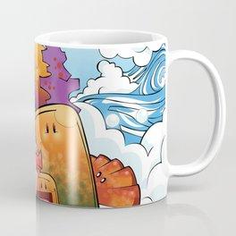 Art Water Coffee Mug