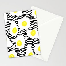 Egg Vibes Only Stationery Cards